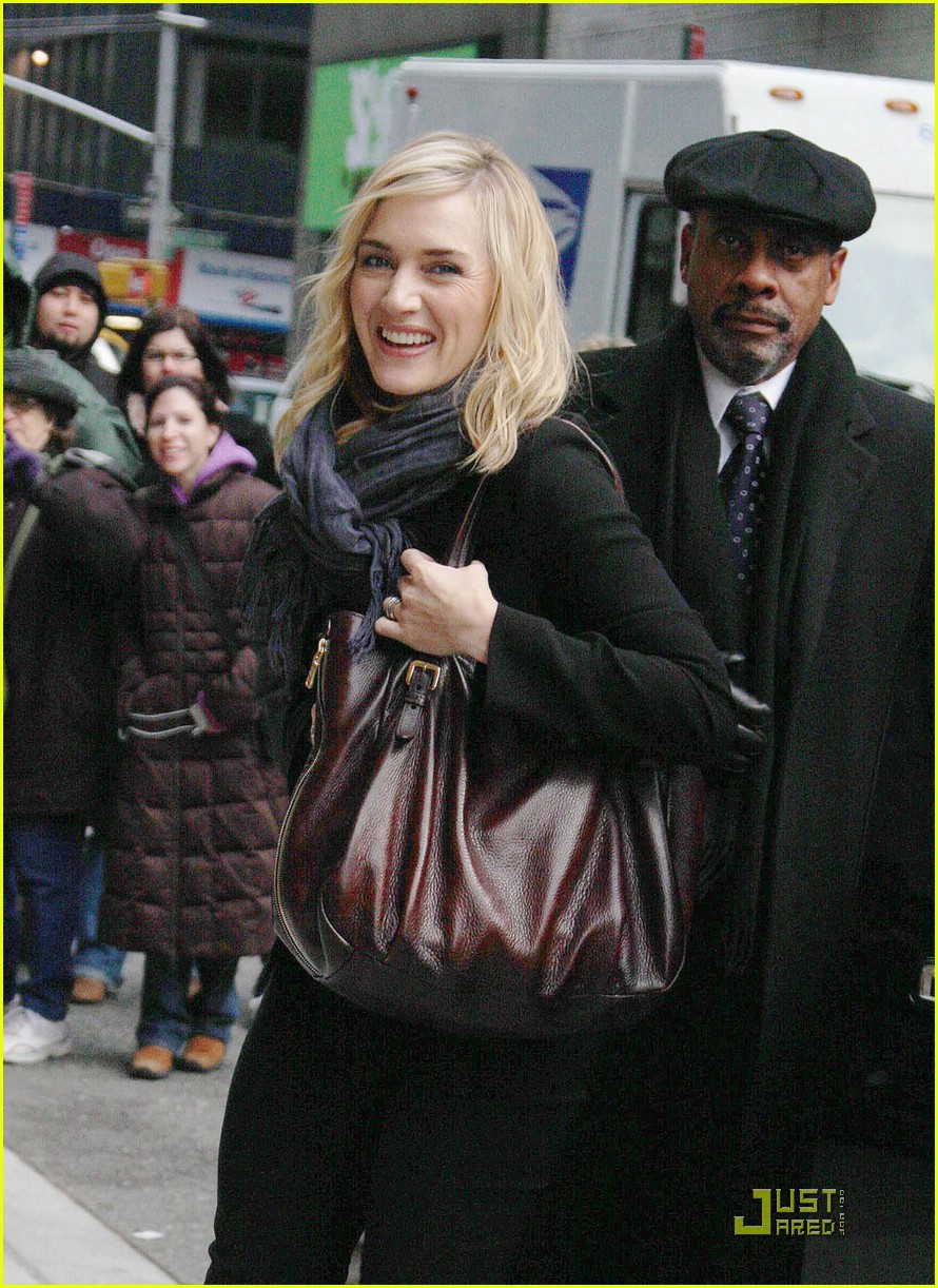kate winslet late show david letterman 06