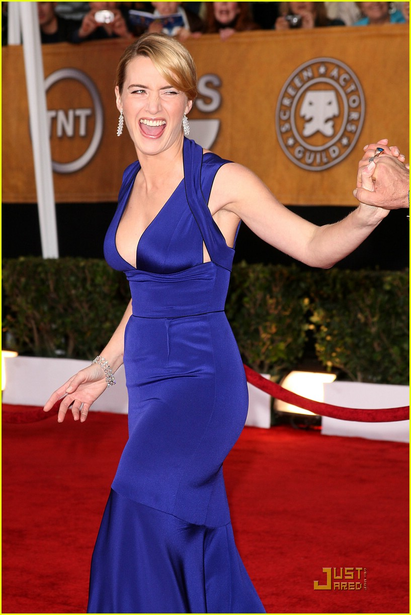 kate winslet sag awards 2009 05