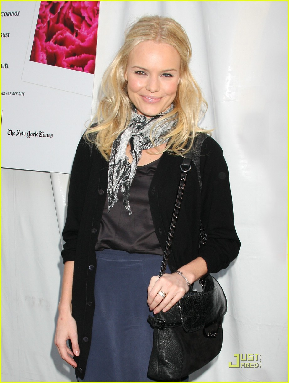 kate bosworth diesel fashion week 08