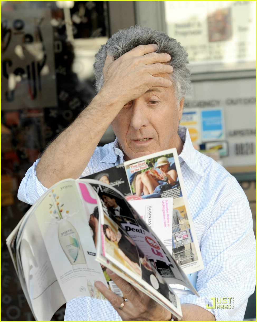 dustin hoffman tabloid tacky 061700381