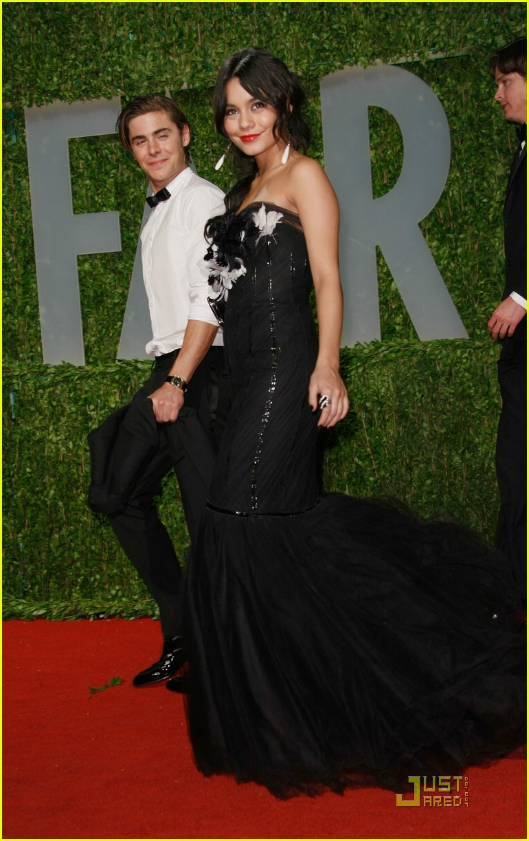 vanessa hudgens zac efron vanity fair 2