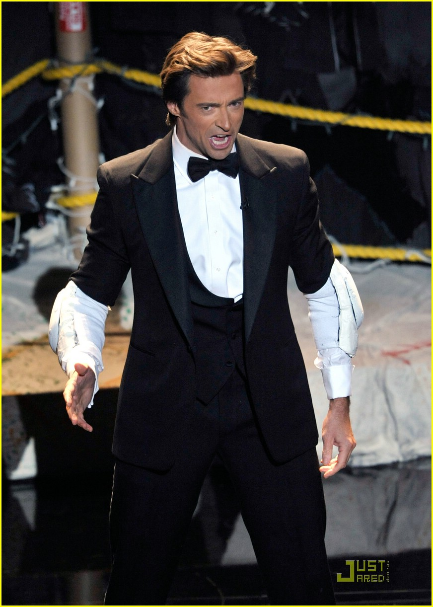 hugh jackman 2009 oscars 08