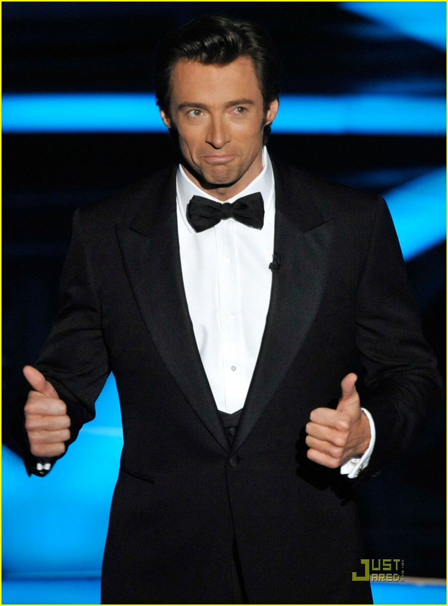 hugh jackman 2009 oscars 18