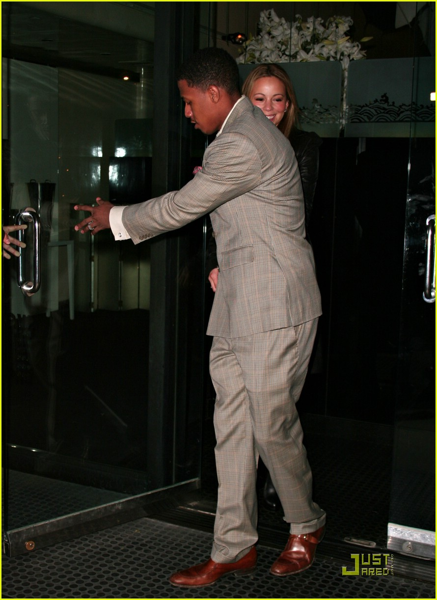 mariah carey nick cannon mr chow 071702491