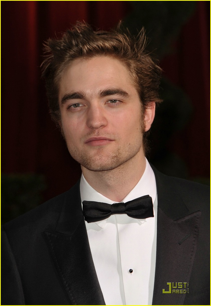 robert pattinson 2009 oscars 01
