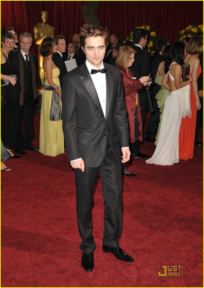 robert pattinson 2009 oscars 02