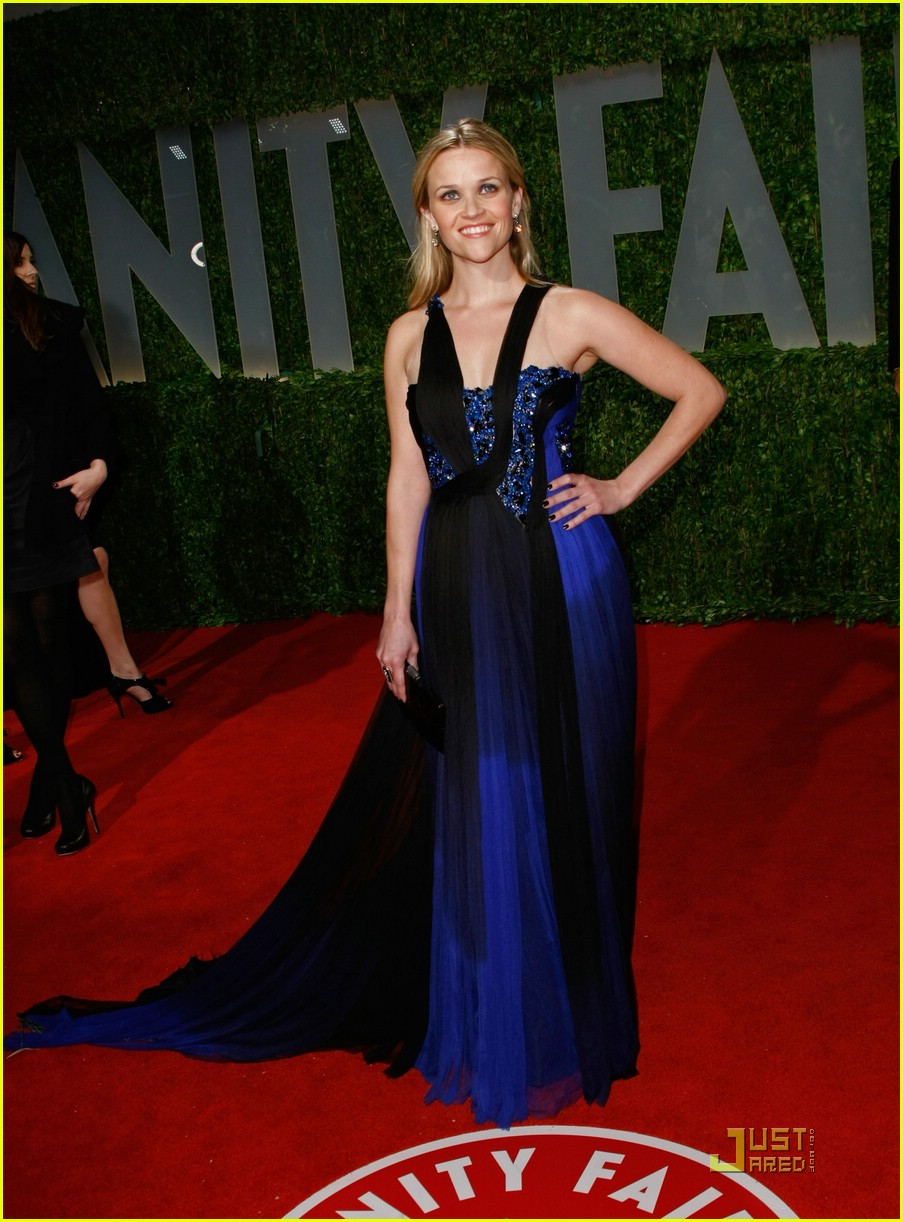 reese witherspoon oscars 2009 10