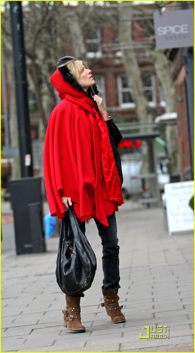 Sienna Miller is Little Red Riding Hood: Photo 1753981 | Sienna ...