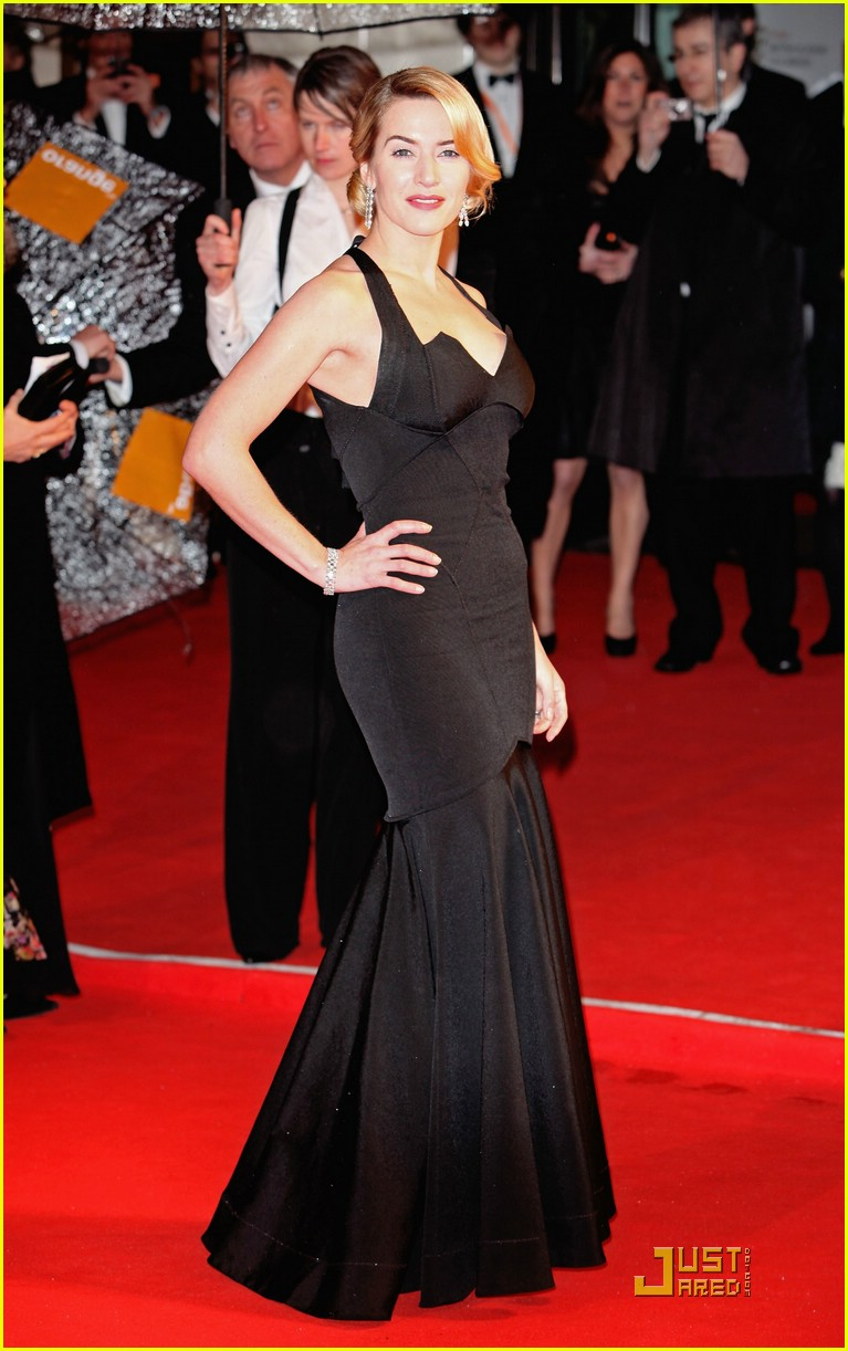 kate winslet bafta awards 11