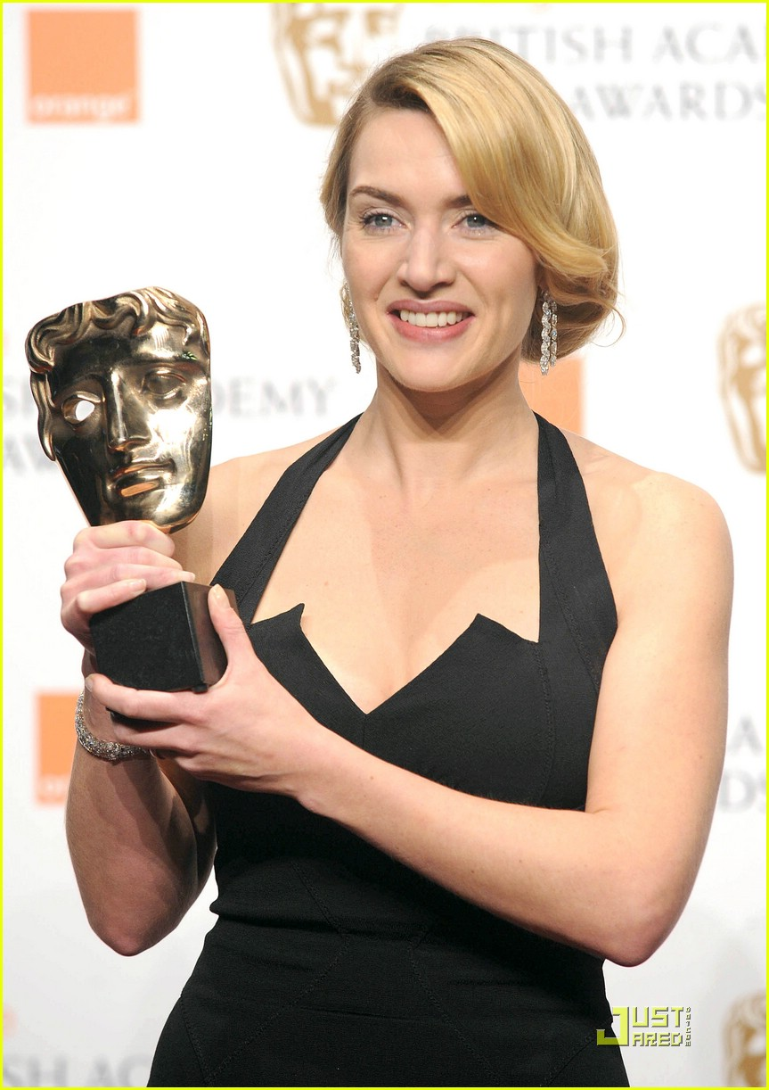 kate winslet bafta awards 61