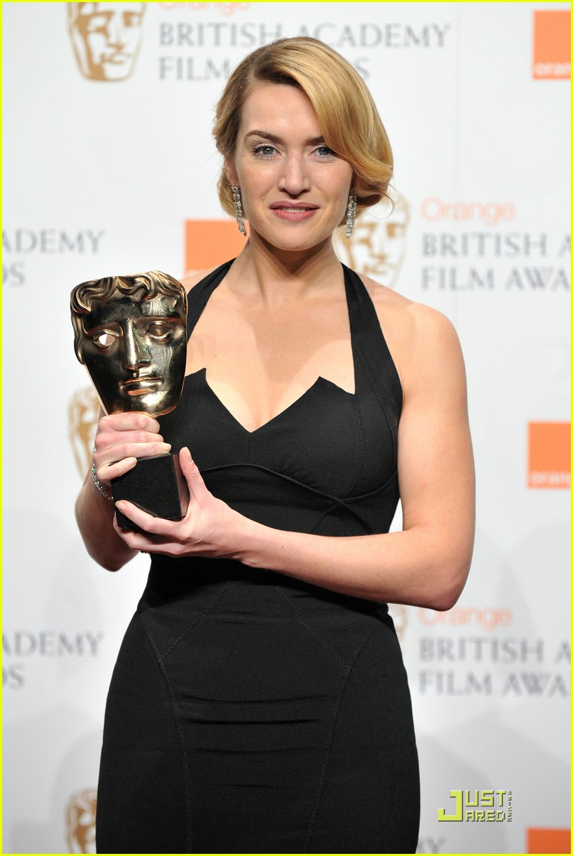 kate winslet bafta awards 68