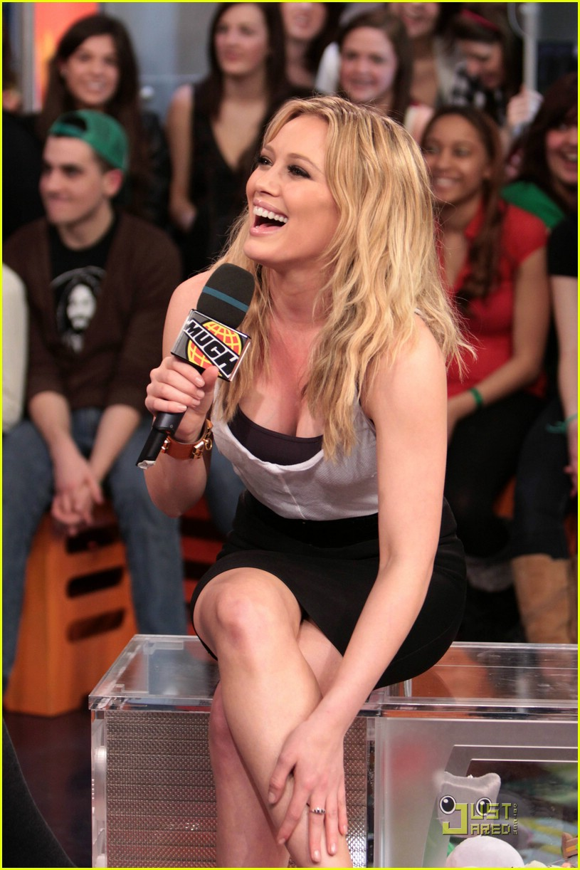 hilary duff on demand 07