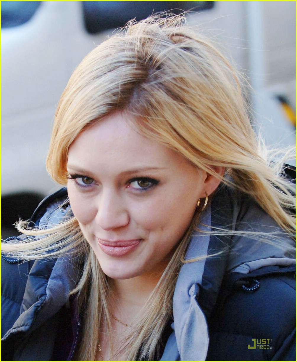 hilary duff law and order svu 02