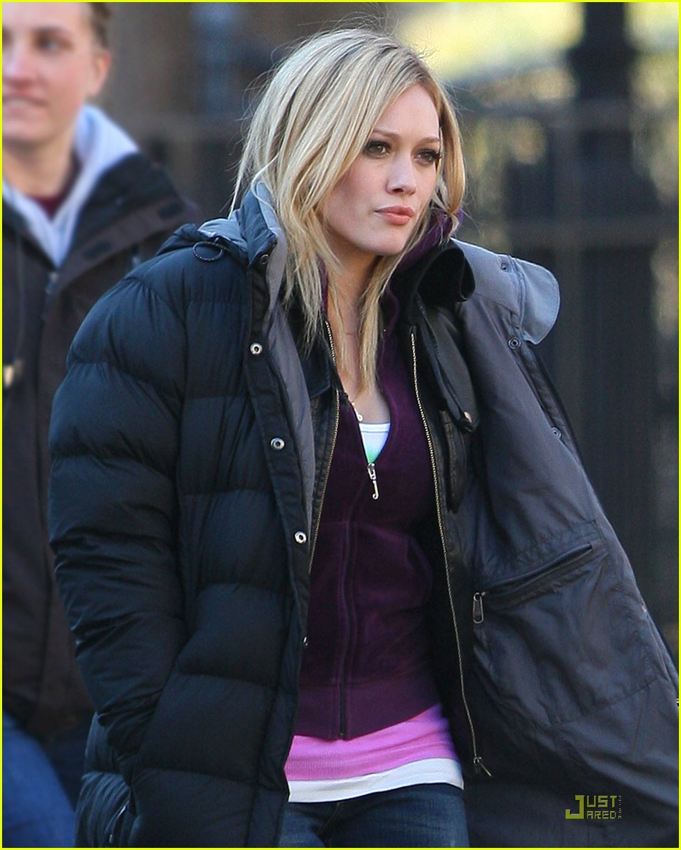 hilary duff law and order svu 07