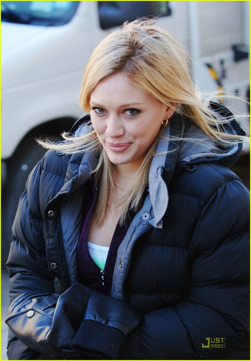 hilary duff law and order svu 09