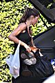 gisele bundchen antique shopping 06