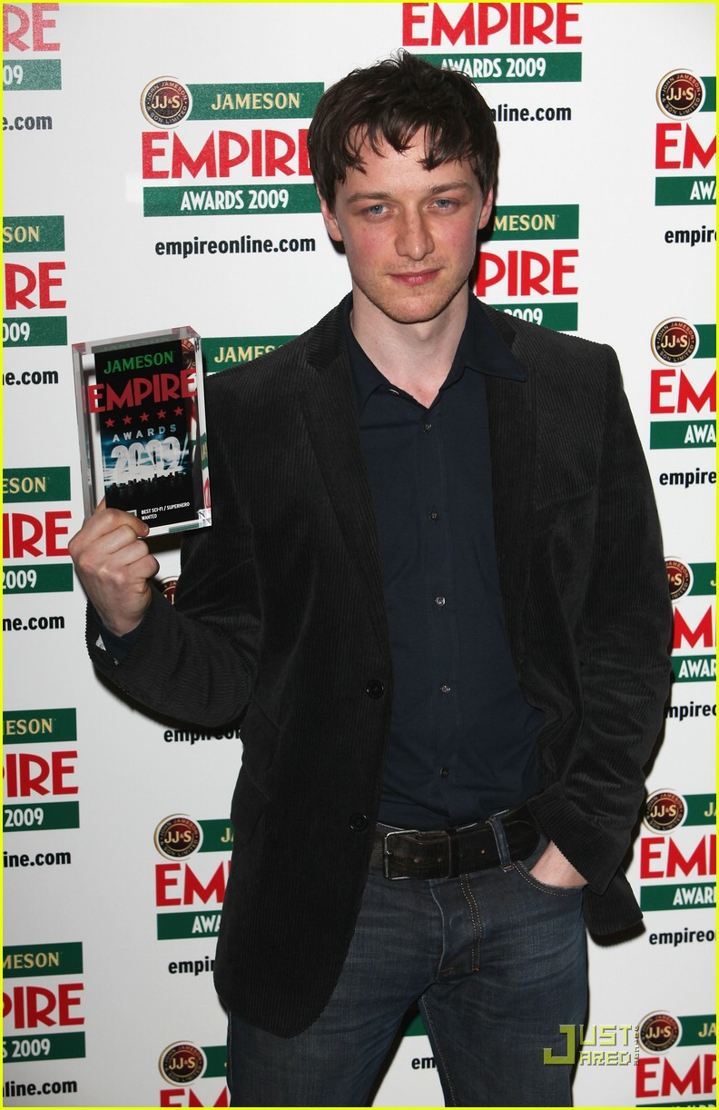 james mcavoy empire awards 15