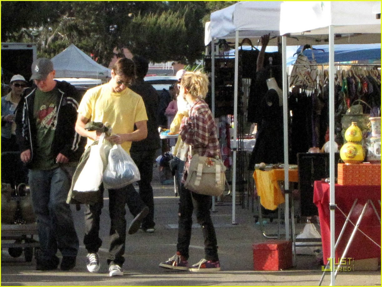 drew barrymore flea market madness 06
