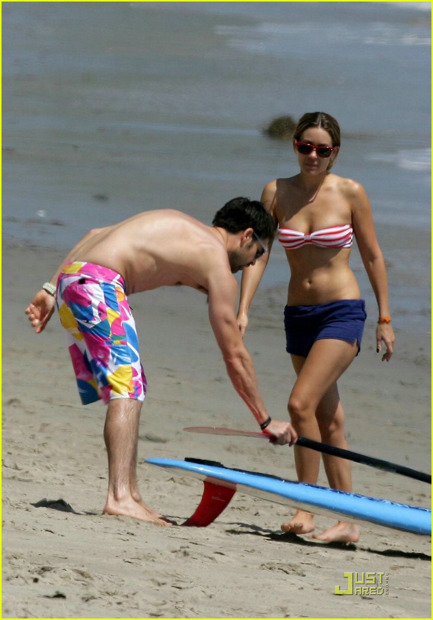Lauren Conrad & Kyle Howard: Beach Bums: Photo 1833511 ... Ryan Phillippe Injury