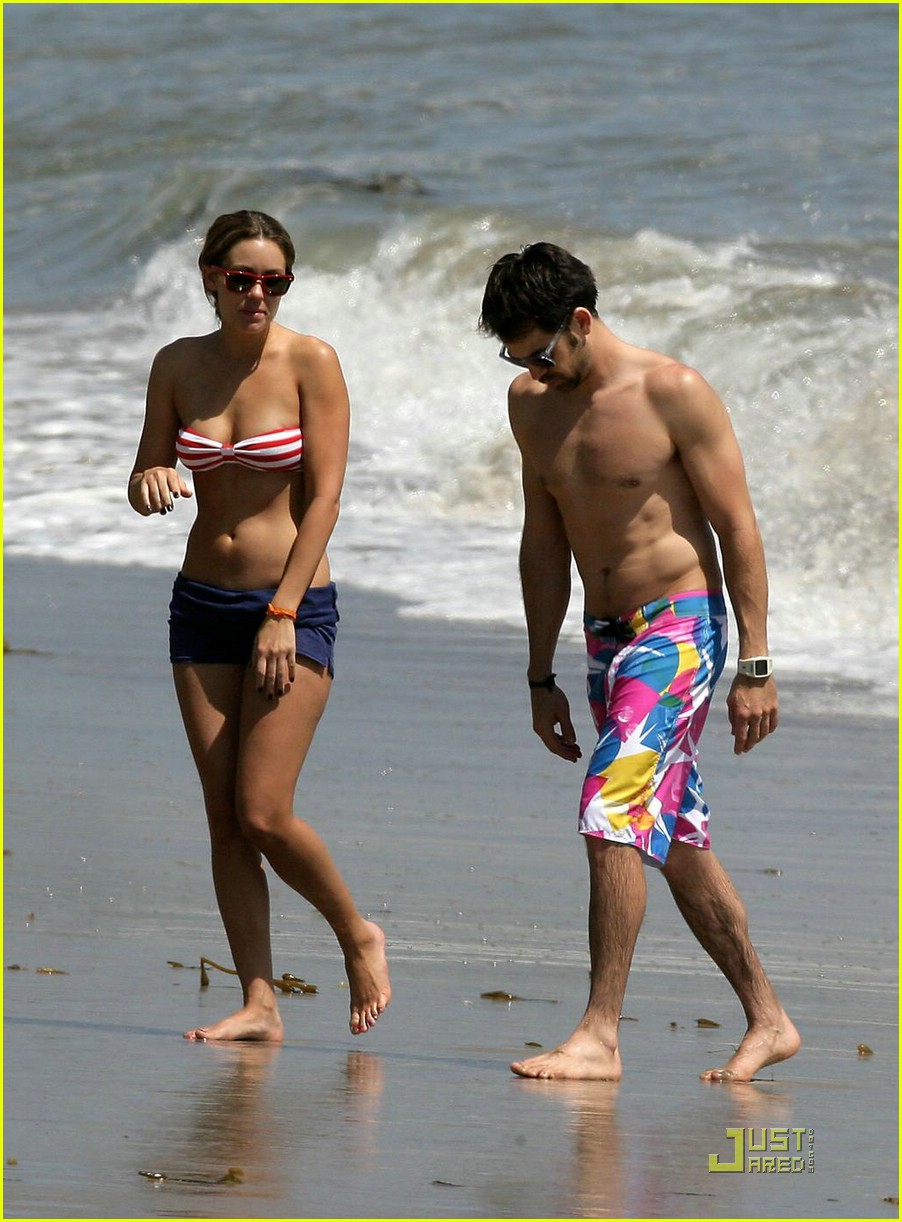 lauren conrad kyle howard beach bums 12