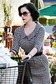 dita von teese grocery shopping 06