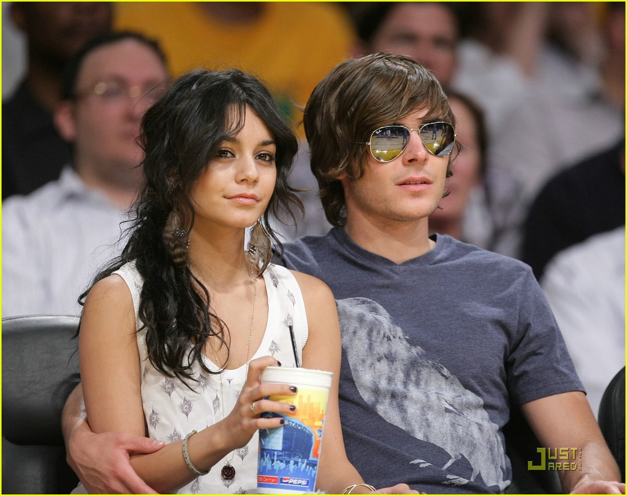vanessa hudgens and zac efron relationship with parents