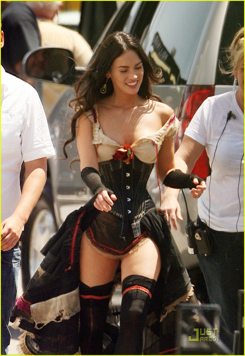 megan fox corest waist jonas hex 07