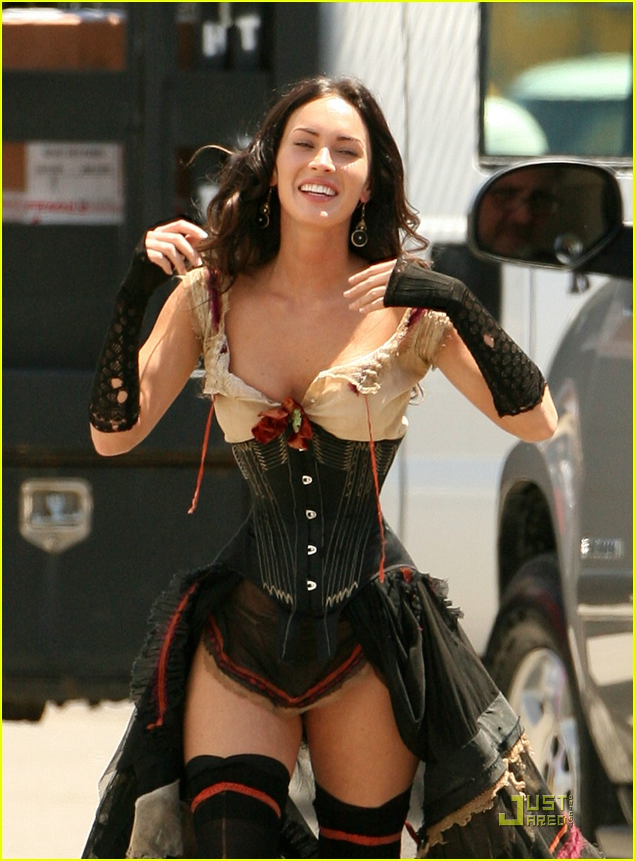megan fox corest waist jonas hex 09