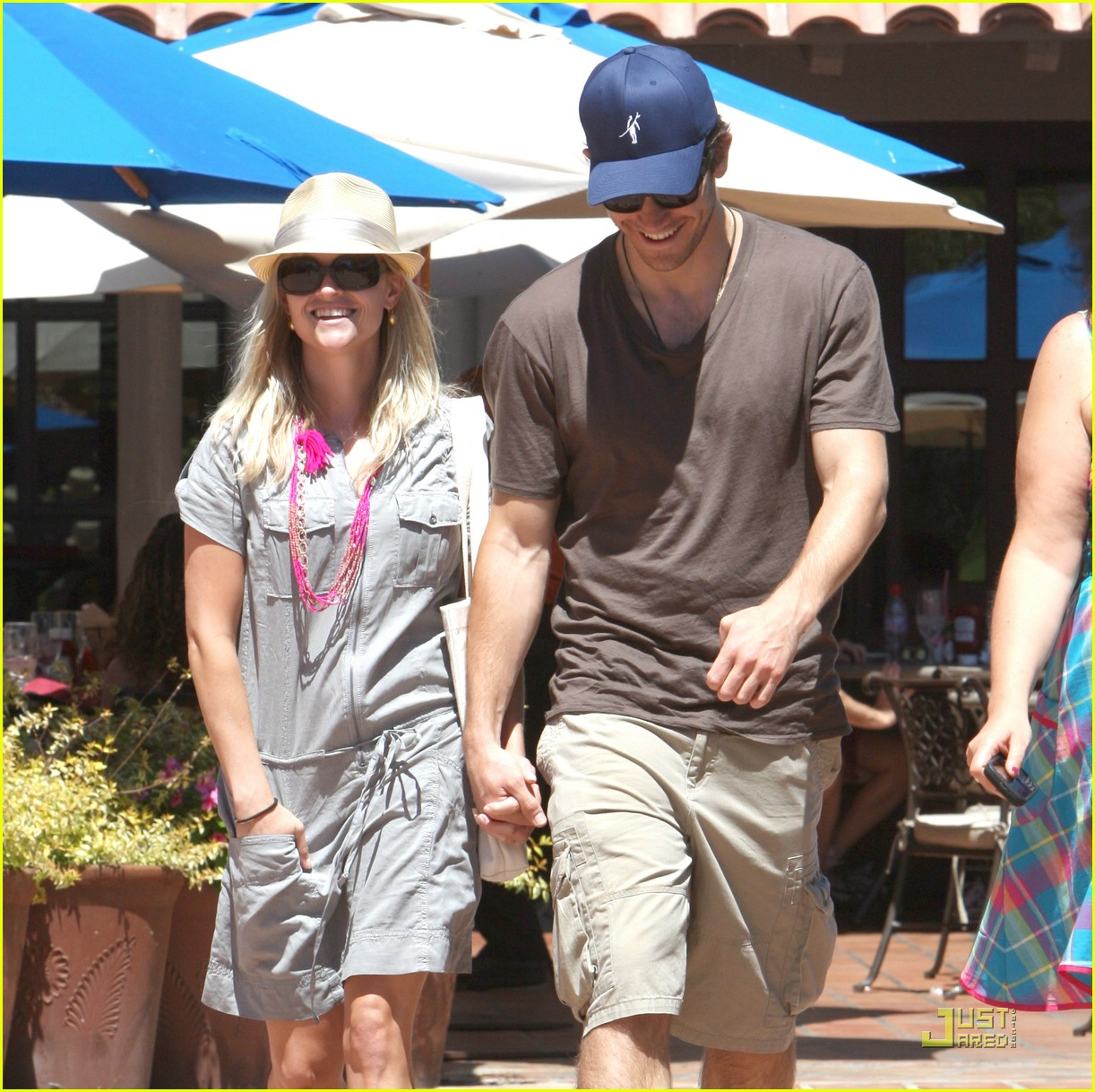 Reese witherspoon and jake gyllenhaal dating 6