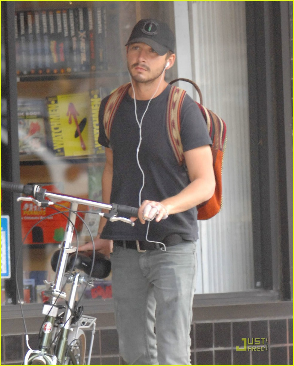 shia labeouf ice cream 061846821