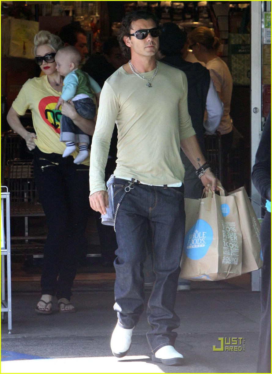 gwen stefani whole foods gavin rossdale 10