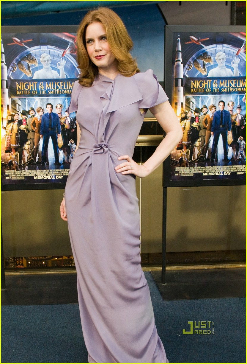 amy adams night at the museum premiere 05