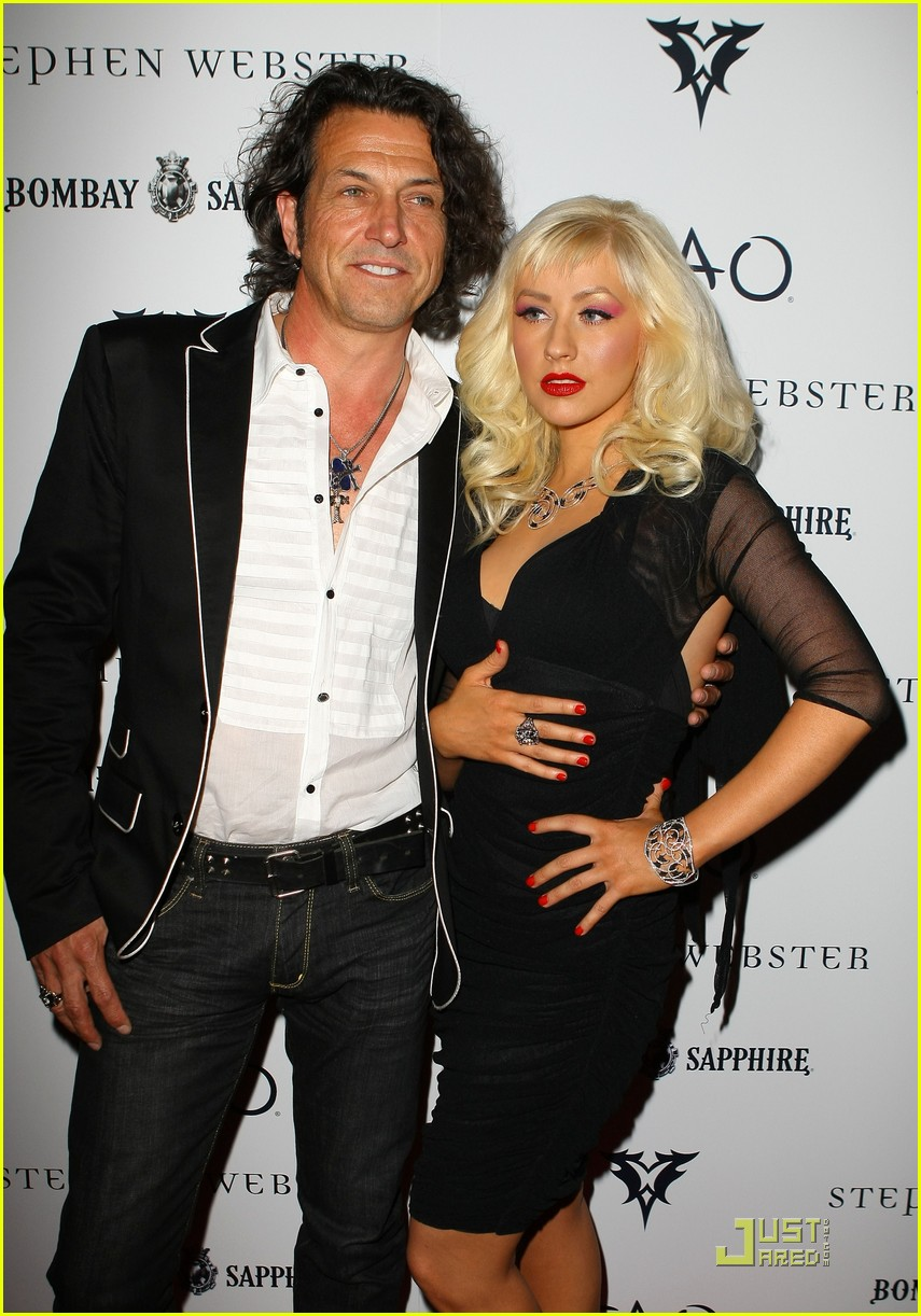 christina aguilera stephen webster 021955171
