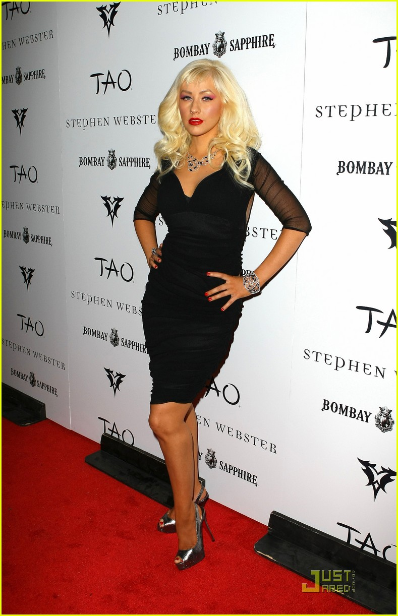 christina aguilera stephen webster 08