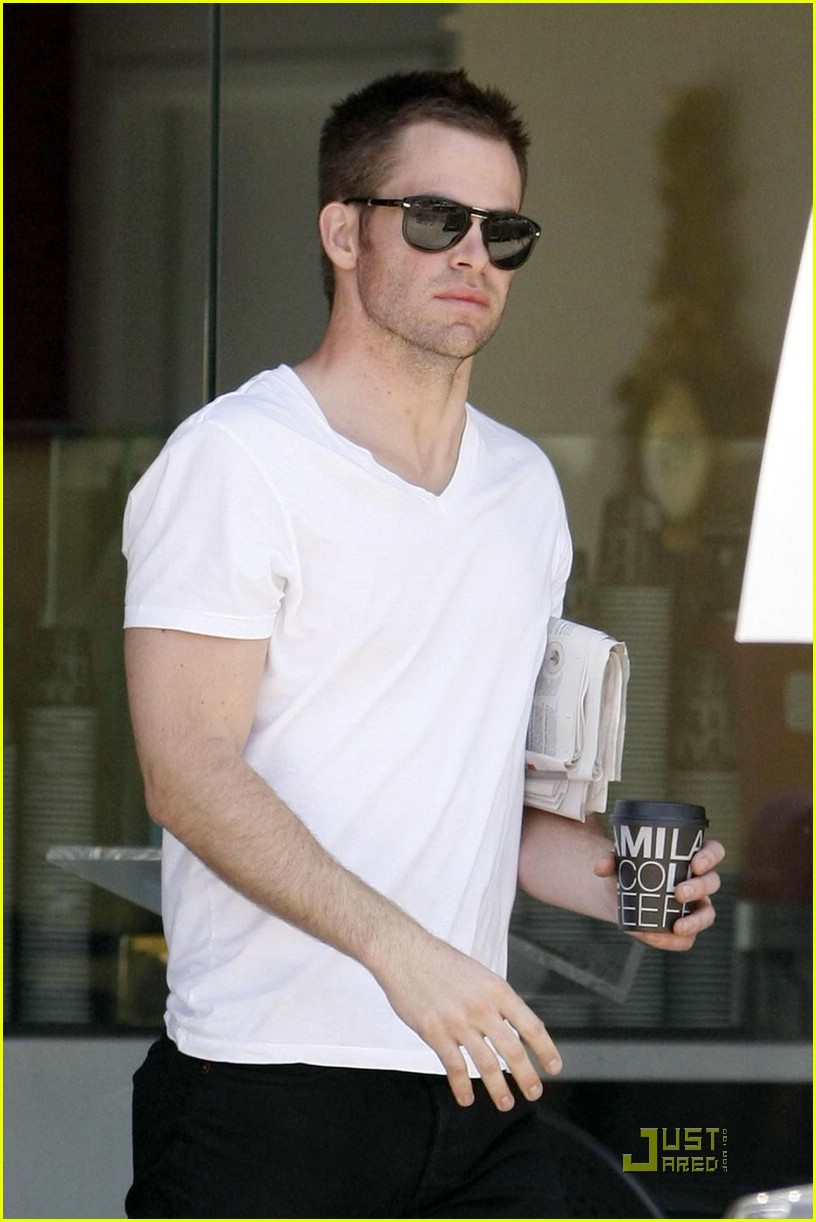 chris pine coffee 18