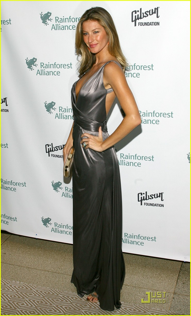 gisele bundchen rainforest alliance 22