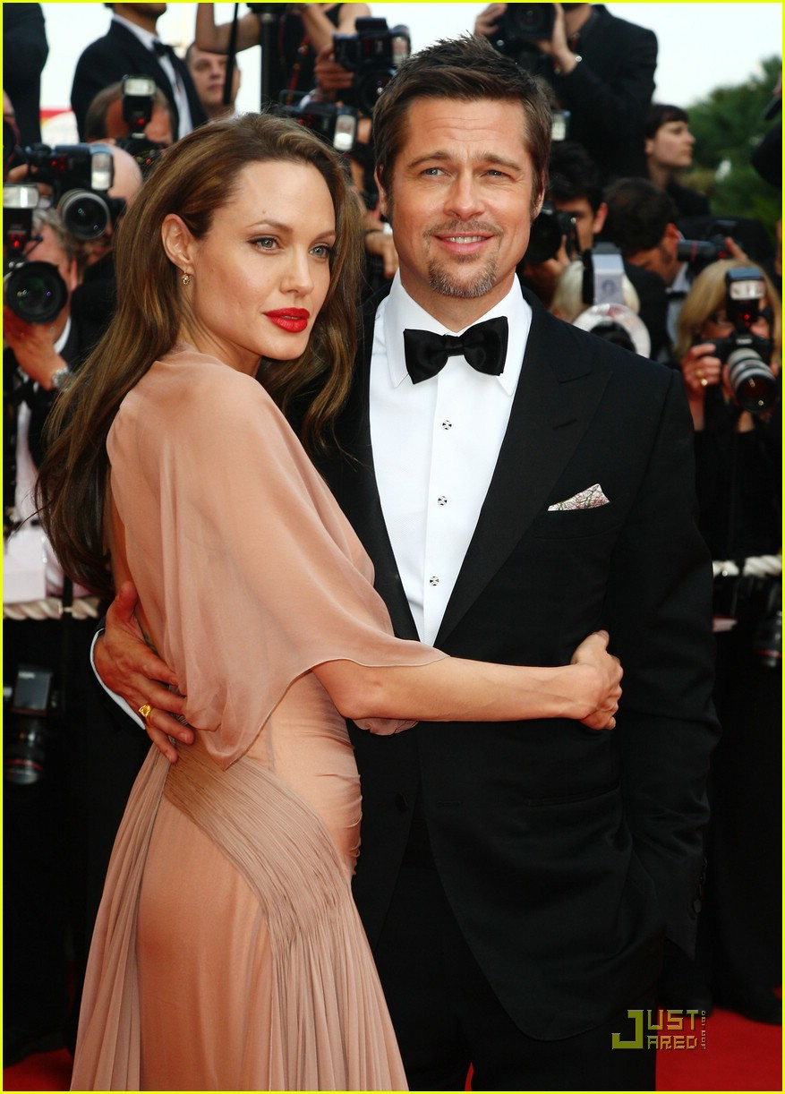 brad pitt angelina jolie cannes inglorious basterds premiere 271936261