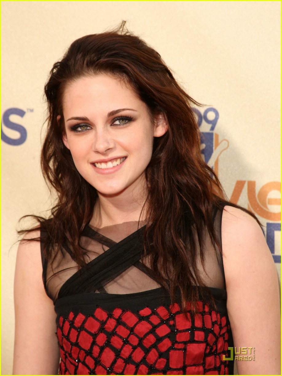 kristen stewart mtv movie awards 2009 04