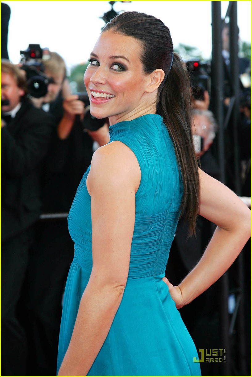 evangeline lilly cannes classy 01