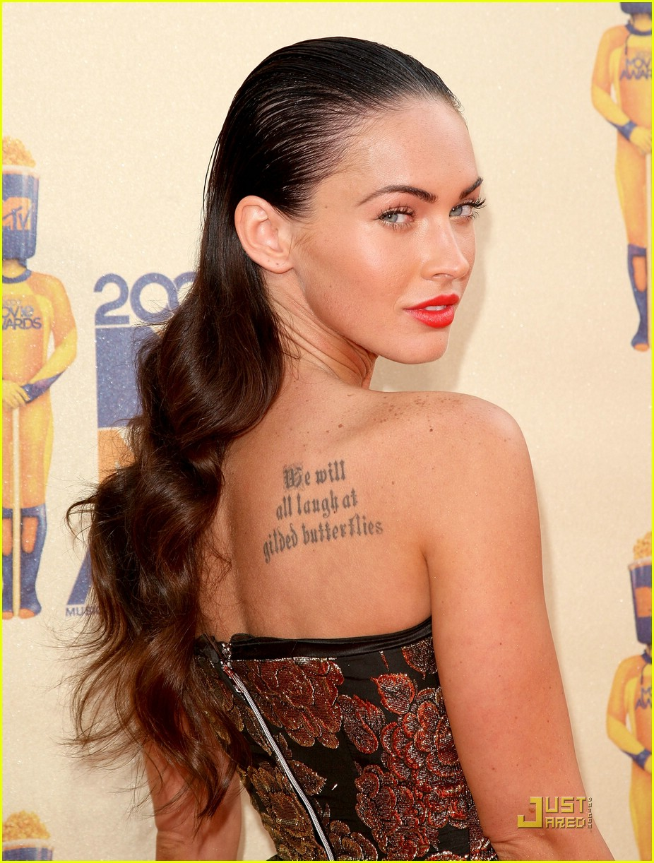 megan fox mtv movie awards 2009 03