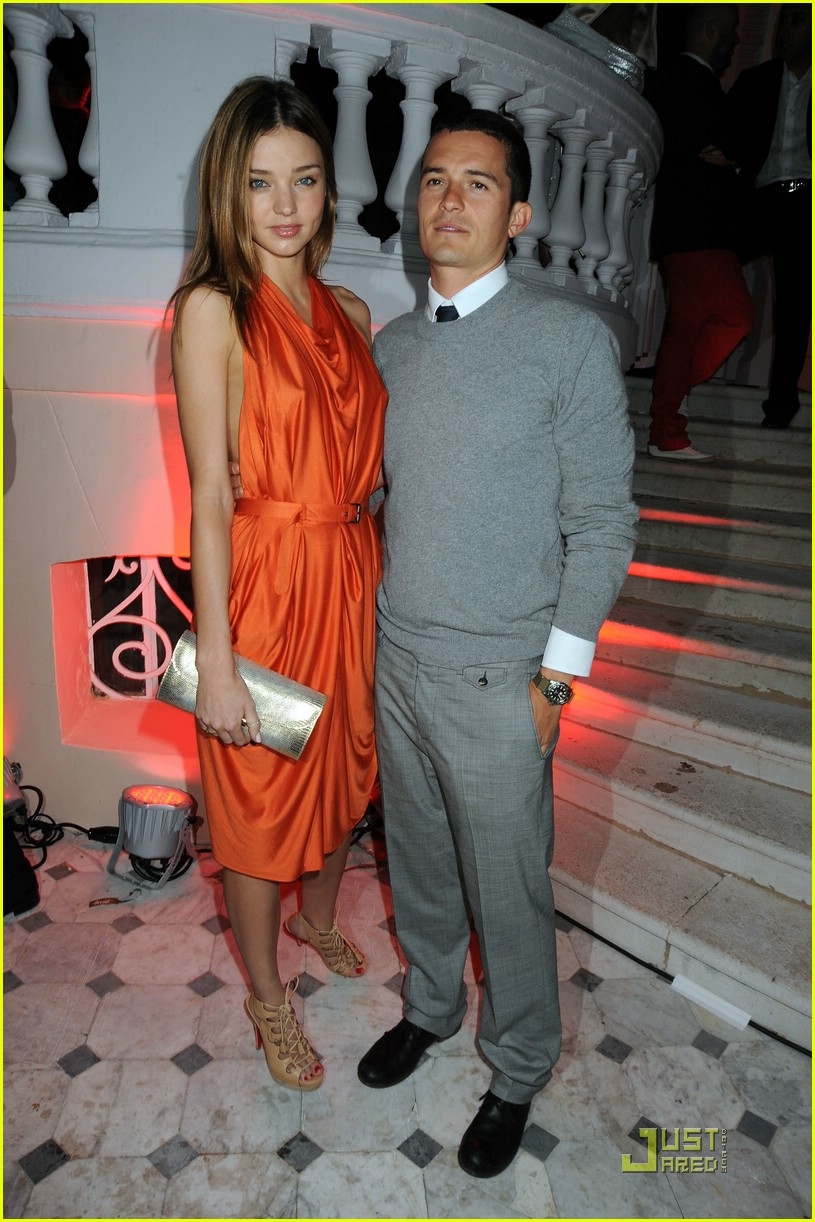 orlando bloom miranda kerr hollywood dominos 121932961