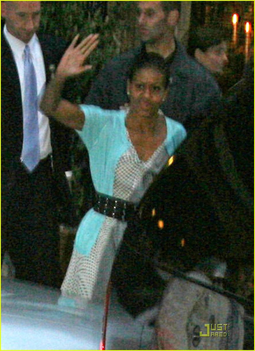 michelle obama london lady 05