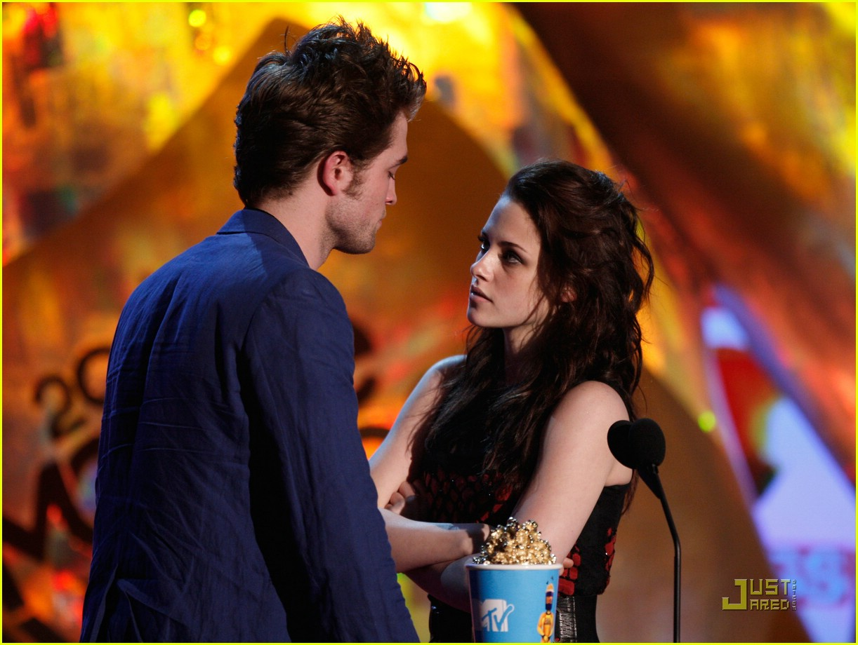 robert pattinson mtv movie awards 2009 17