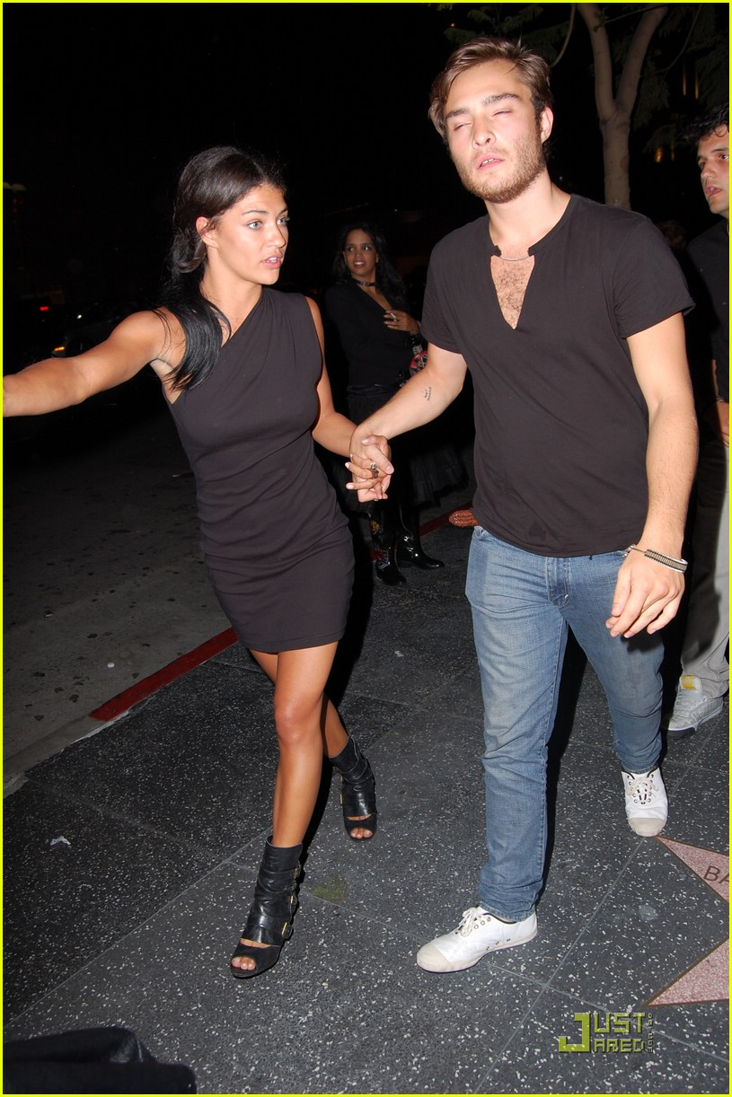 jessica szohr ed westwick bardot beautiful 01