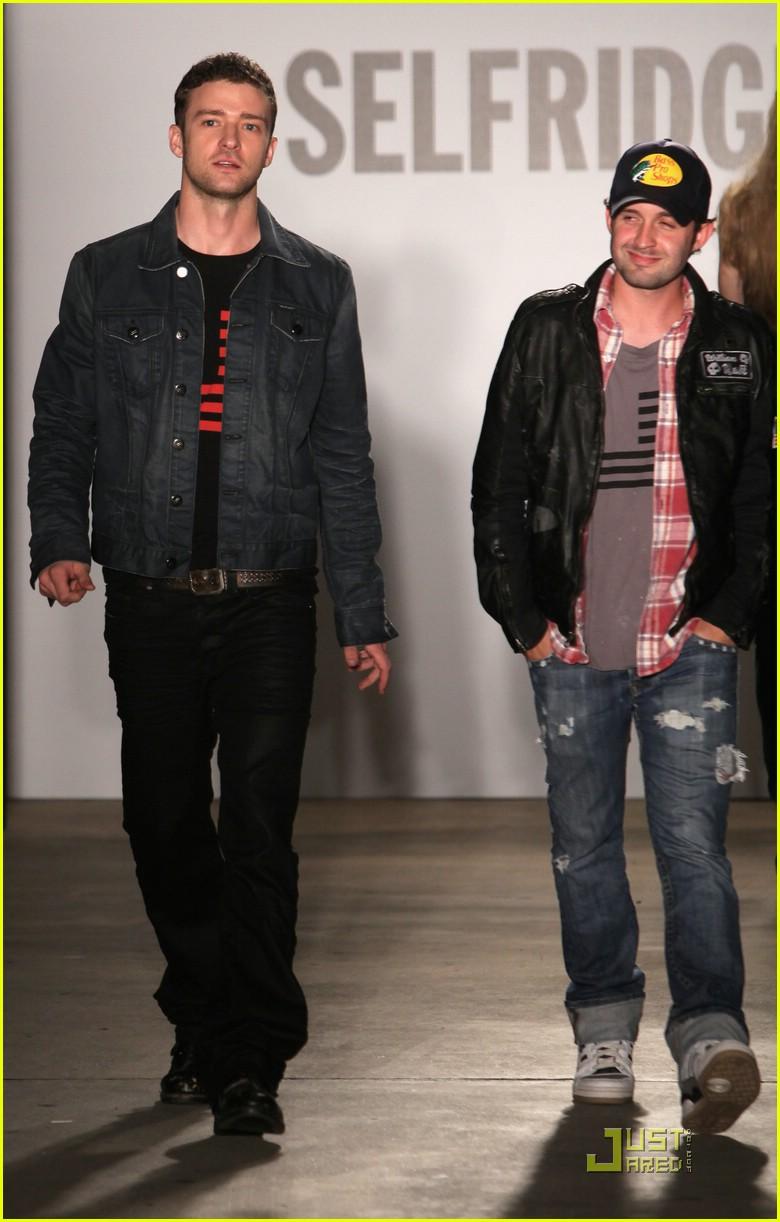 Justin Timberlake Brings William Rast To Europe Justin Timberlake