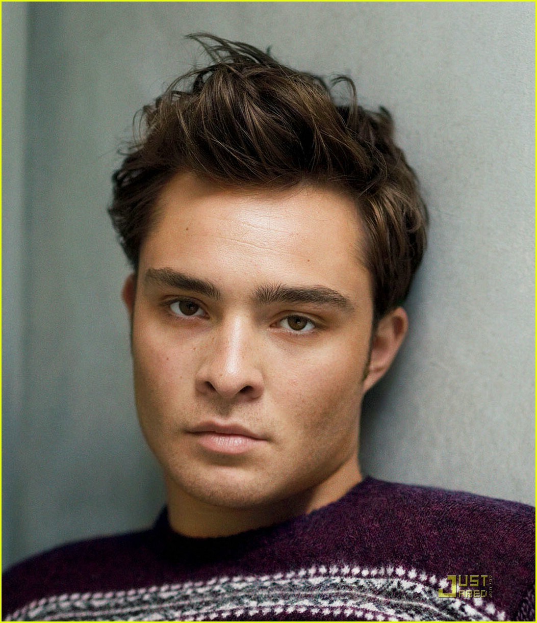 ed westwick gq magazine fall fashion 05