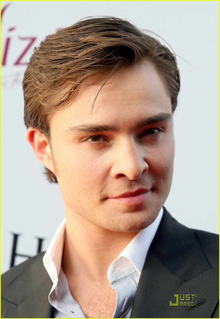 ed westwick young hollywood awards 01