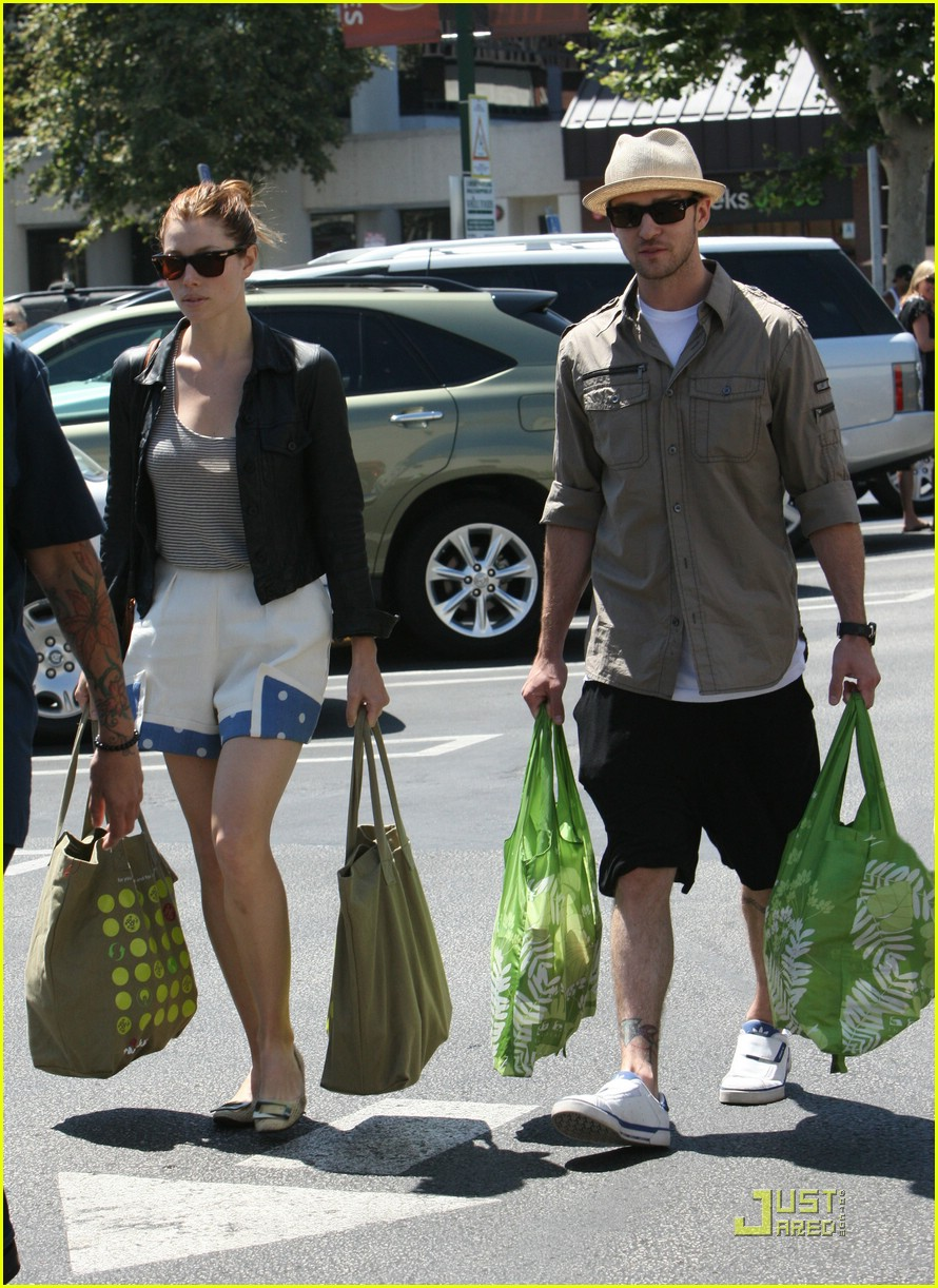justin timberlake jessica biel fourth of july 16