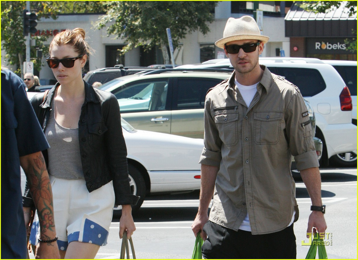 justin timberlake jessica biel fourth of july 172030381