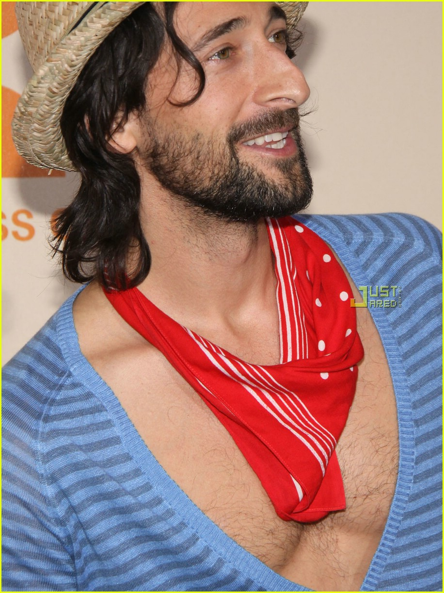 adrien brody chest hair 042027251